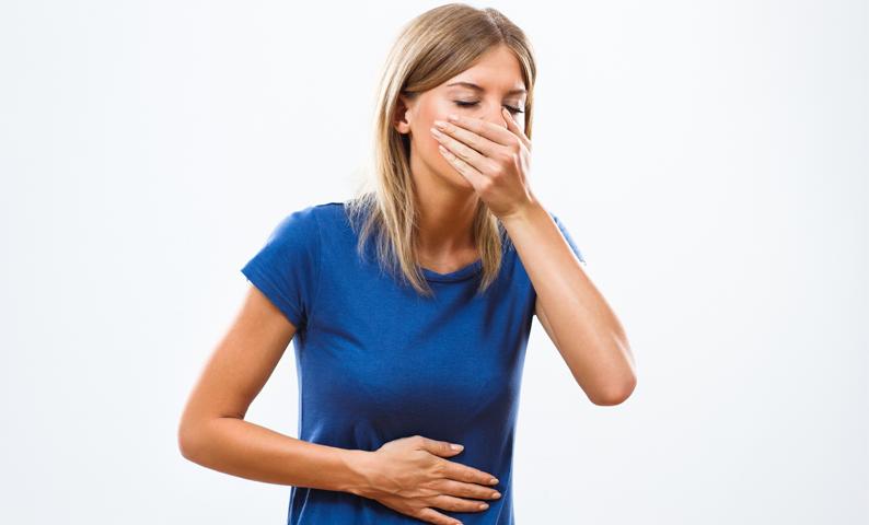 ợ hơi ợ chua triệu chứng của đau bao tử