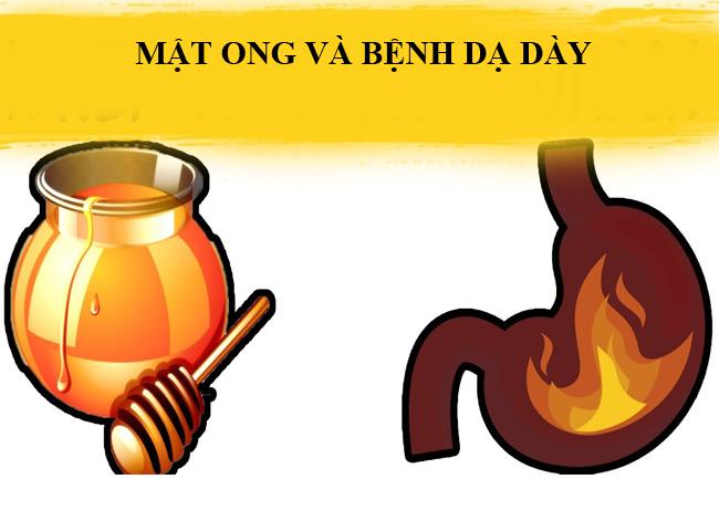 Uong Mat Ong Tot Cho Benh Da Day