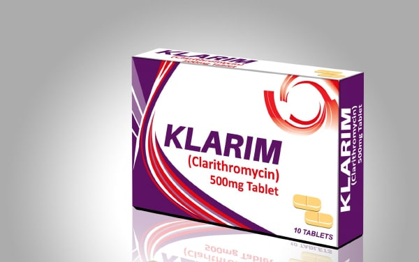 clarithromycin thuoc dieu tri vi khuan hp