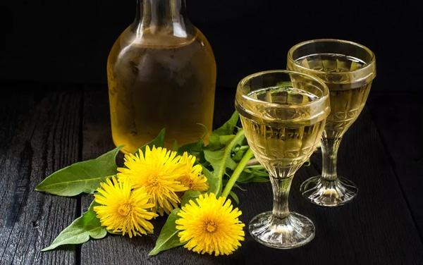 Công Thức Nấu Bồ Công Anh rượu
